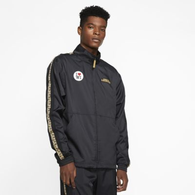 Veste de survêtement de basketball Giannis « Coming to America » pour Homme