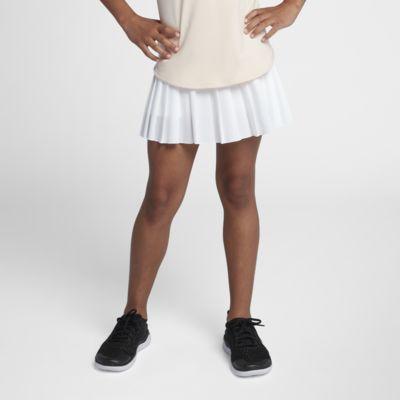 Tenniskjol NikeCourt Victory för ungdom (tjejer)