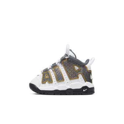 Nike Air More Uptempo SE Baby and Toddler Shoe