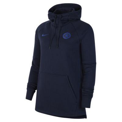 Chelsea FC Women's Fleece Pullover Hoodie