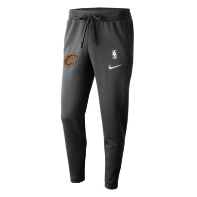 Cleveland Cavaliers Nike Therma Flex Showtime NBA-s kapucnis férfinadrág