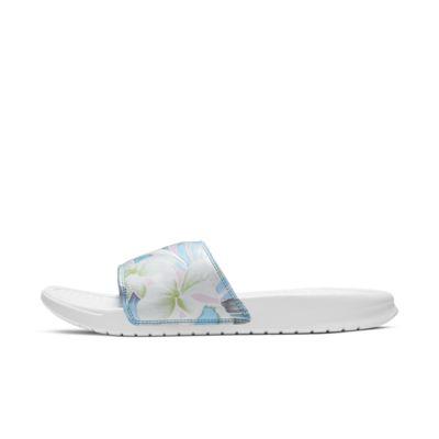Nike Benassi JDI Floral Slipper voor dames