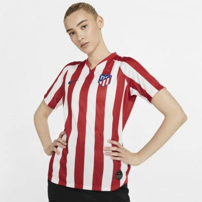 Atlético de Madrid 2019/20 Stadium Home fotballdrakt til dame