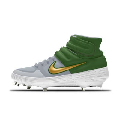 Chaussure de baseball à crampons personnalisable Nike Alpha Huarache Elite 2 Mid By You