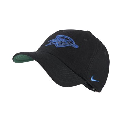 Oklahoma City Thunder Nike Heritage86