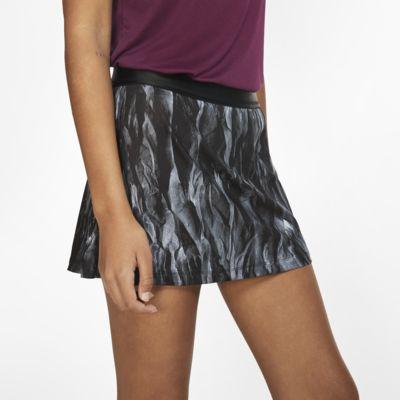 NikeCourt Damen-Tennisrock mit Print