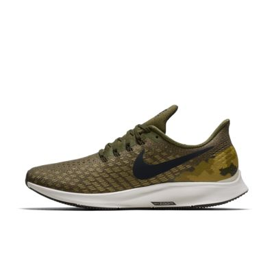 Chaussure de running camouflage Nike Air Zoom Pegasus 35 pour Homme