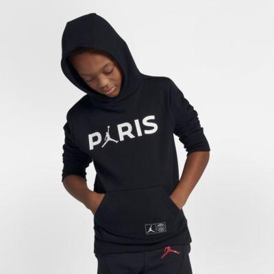 PSG Fleece-Hoodie für ältere Kinder (Jungen)