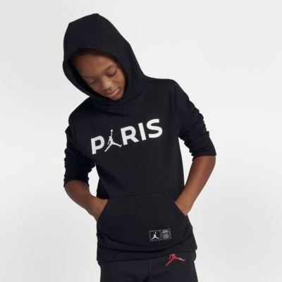 PSG Fleecehoodie voor jongens