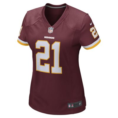 meet 609bc f6057 NFL Washington Redskins (Sean Taylor) Women's Game Football Jersey