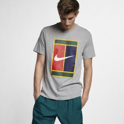 NikeCourt Men's Logo Tennis T-Shirt
