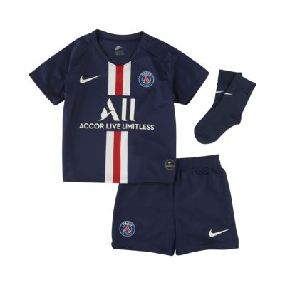 Paris Saint-Germain 2019/20 Home Set für Babys und Kleinkinder