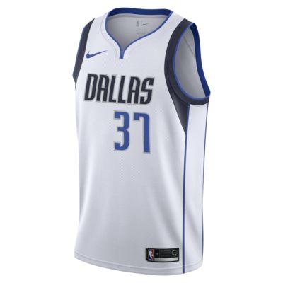 Kostas Antetokounmpo Association Edition Swingman (Dallas Mavericks)-Nike NBA Connected-trøje til mænd