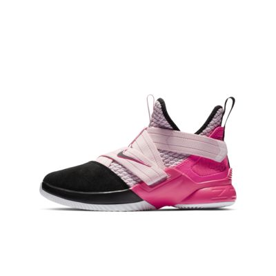 LeBron Soldier XII Big Kids' Basketball Shoe