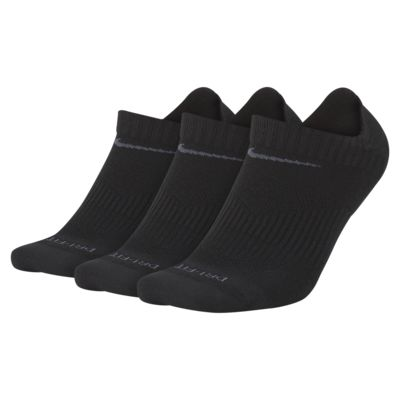 Nike Dri-FIT Cushion No-Show Training Socks