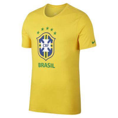 Brasil CBF Crest Men's T-Shirt