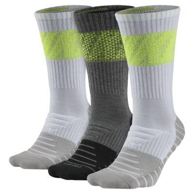 Nike Dry Cushion Crew Training Socks (3 Pair)