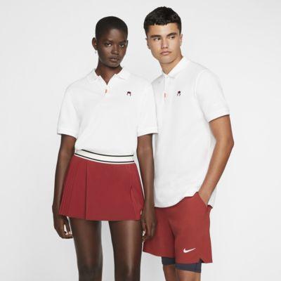The Nike Polo McEnroe Polo met aansluitende pasvorm (unisex)