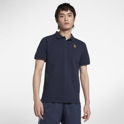 NikeCourt-tennispolo til mænd