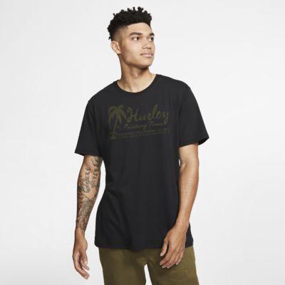 Męski T-shirt Premium Fit Hurley Dri-FIT Surf Imports