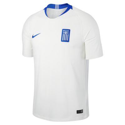 2018 Griechenland Stadium Home Herren-Fußballtrikot