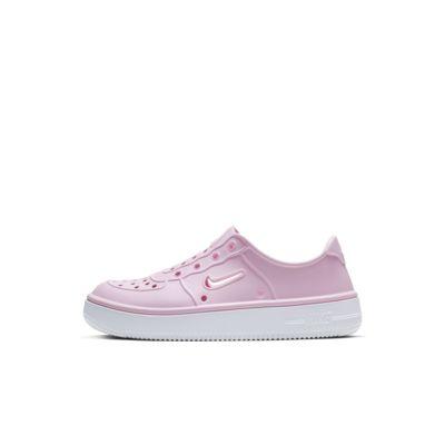 Nike Foam Force 1 sko til små barn