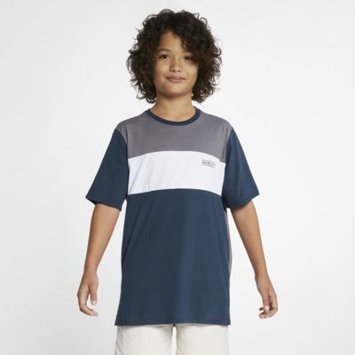 Hurley Dri-FIT Blocked Boys' Top