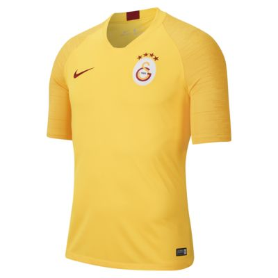 Haut de football à manches courtes Nike Breathe Galatasaray Strike pour Homme