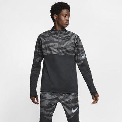 Prenda para la parte superior de entrenamiento de fútbol para hombre Nike Therma Shield Strike