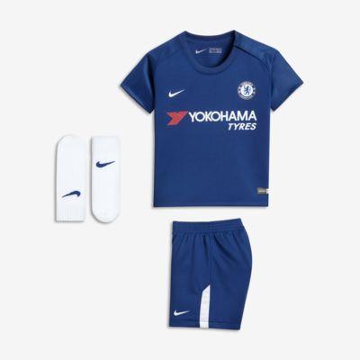 Купить Футбольный комплект для малышей 2017/18 Chelsea FC Stadium Home