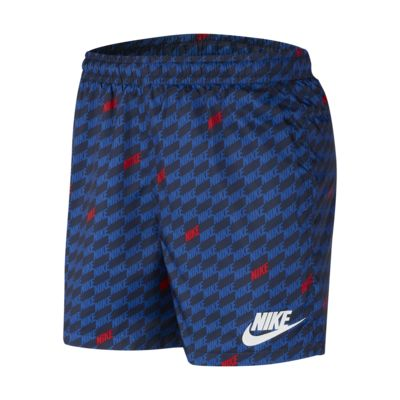Nike Sportswear Men's Woven Printed Shorts