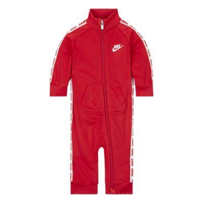 Nike Sportswear Baby (0–9M) Long-Sleeve Overalls