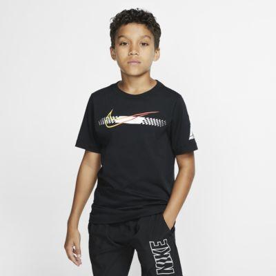 Fotbolls-t-shirt Neymar Jr. för barn