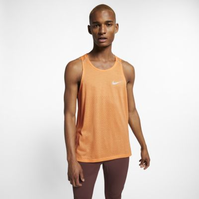 Męska koszulka bez rękawów do biegania Nike Rise 365