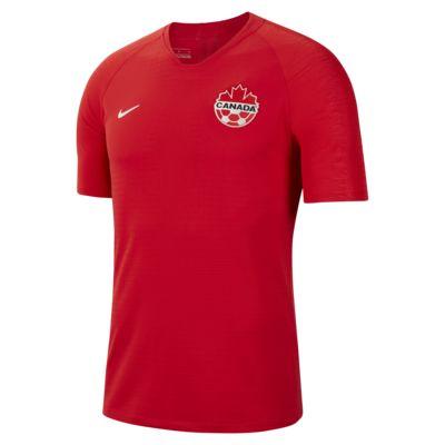 Canada 2019 Vapor Match Men's Soccer Jersey