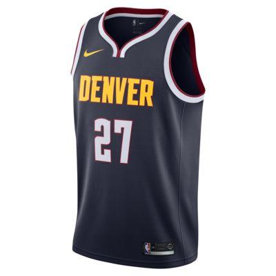 Jamal Murray Icon Edition Swingman (Denver Nuggets) Men's Nike NBA Connected Jersey