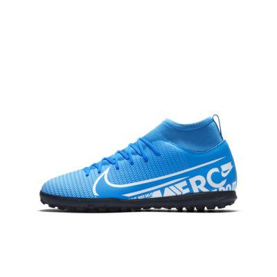 Nike Jr. Mercurial Superfly 7 Club TF Botes de futbol per a terreny artificial i moqueta-turf - Nen/a i nen/a petit/a
