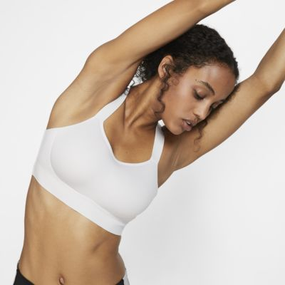 Nike Breathe 女款中度支撐運動內衣