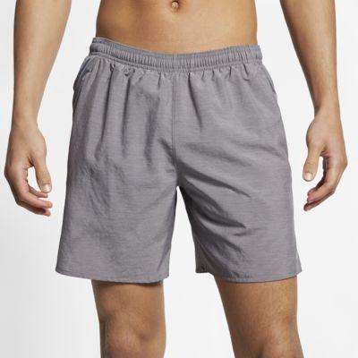 Löparshorts med innerbyxor Nike Challenger 18 cm för män