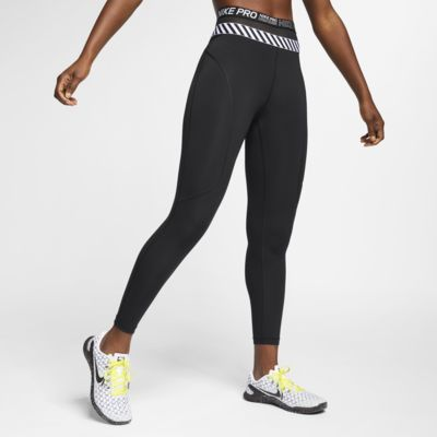 Tights a 7/8 Nike Pro HyperCool - Donna