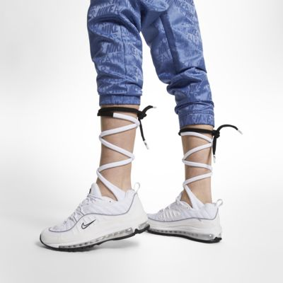 Nike SNKR Sox Women's Lace-Up Knee-High Socks