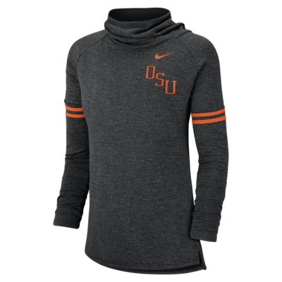 Nike College (Oklahoma State) Women's Long Sleeve Top