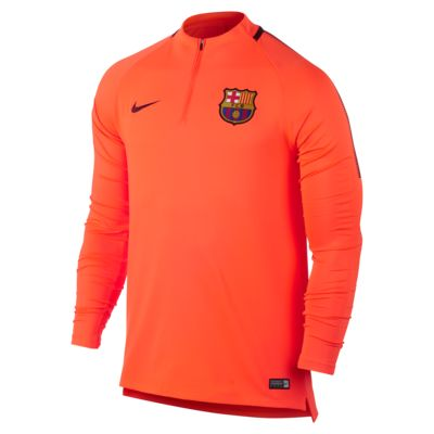 FC Barcelona Dry Squad Drill