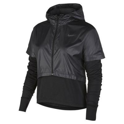 Nike Therma Langarm-Laufoberteil für Damen