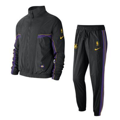 Los Angeles Lakers Nike Xandall de l'NBA - Home