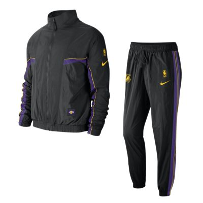 Survêtement NBA Los Angeles Lakers Nike pour Homme