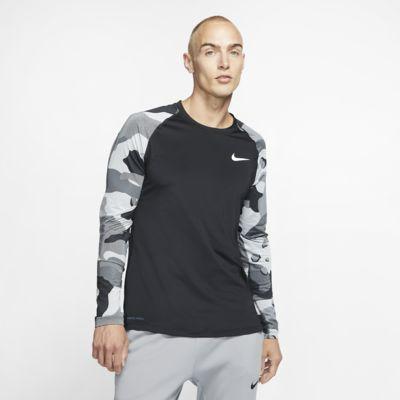 Pánské tričko Nike Pro s dlouhým rukávem