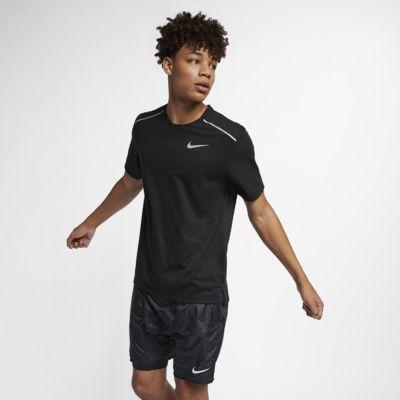 Nike Rise 365 Camiseta de running de manga corta - Hombre