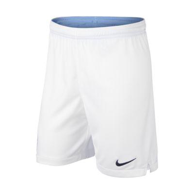 2018/19 Manchester City FC Stadium Home/Away Older Kids' Football Shorts