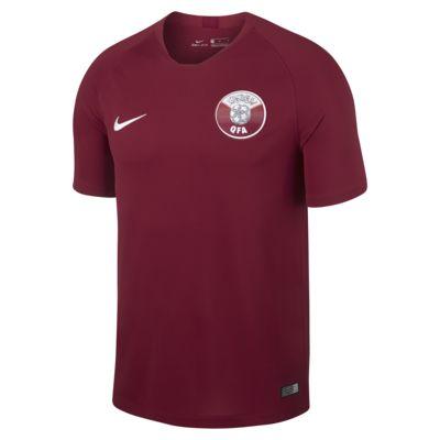 2018 Qatar Stadium Home Voetbalshirt voor heren